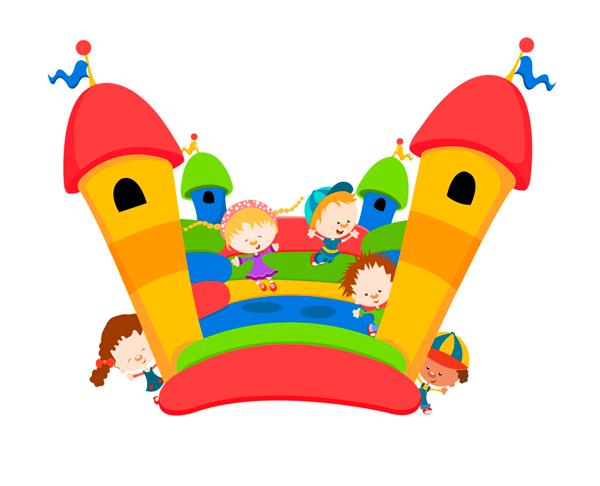 Servicio alquiler castillos