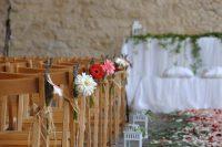 Alquiler sillas madera bodas